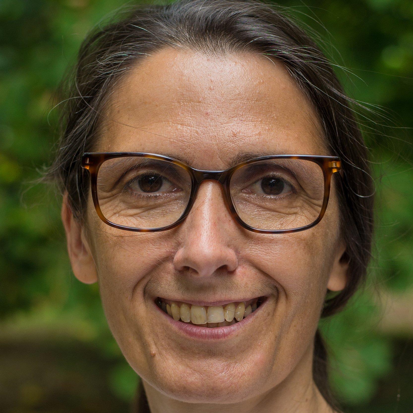 Speaker - Julia Malcherek
